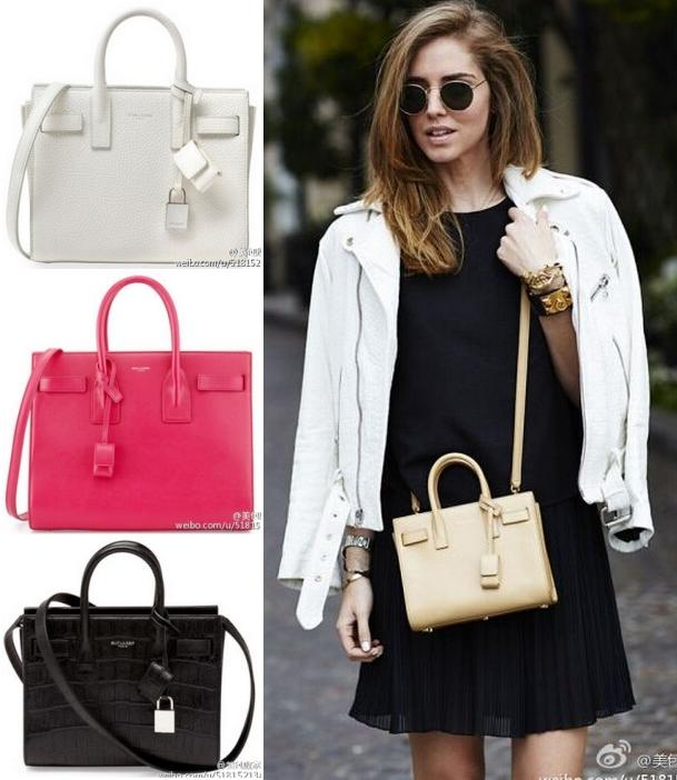 Extends 1 More Day! $2003 + $600GC Saint Laurent Sac de Jour Mini Leather Crossbody Bag + Wacoal Underwear