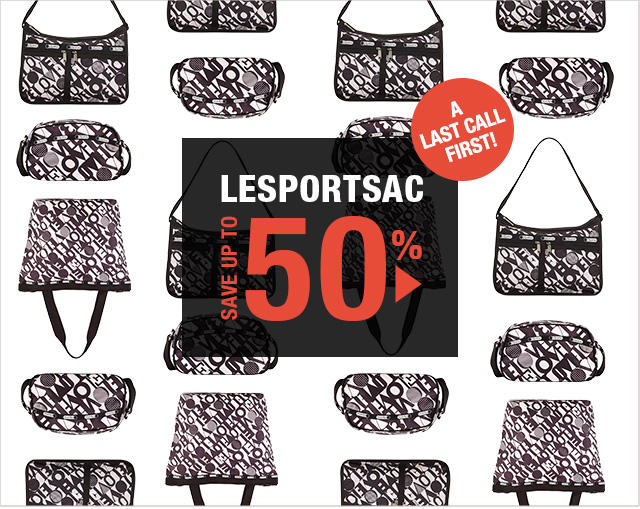 Up to 50% OFF LeSportsac at Fashion Dash @ LastCall by Neiman Marcus