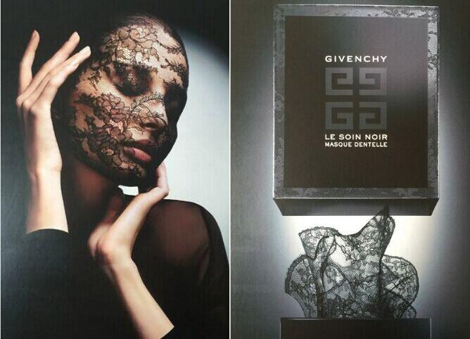 Extends 1 More Day! $330+$50 Gift Card Givenchy Le Soin Noir Face Mask