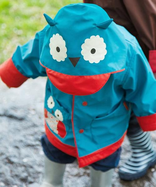 Skip Hop Zoo Owl Raincoat(M,L)
