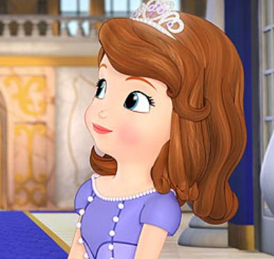 From $2.00 Sofia the First Items @ Amazon
