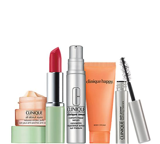 Fall Refresh Kit $5 with any $25 Purchase @ Clinique