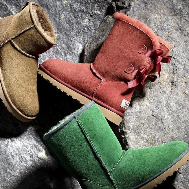 Free Overnight Shipping on UGG Iconic Classic Boots @ UGG Australia