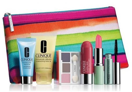 Free 7-Pc Gift Set with $27 Clinique Purchase @ Von Maur
