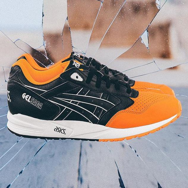 ASICS GEL Saga Retro Running Shoe