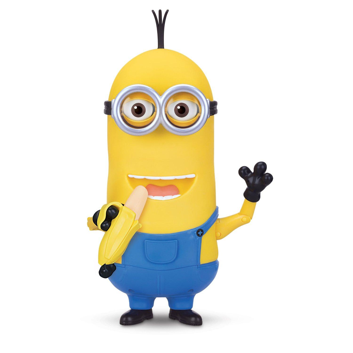 Minions Kevin Banana Eating Action Figure