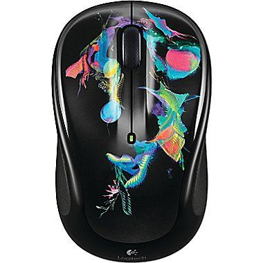 Logitech M325 Wireless Mouse, various colors