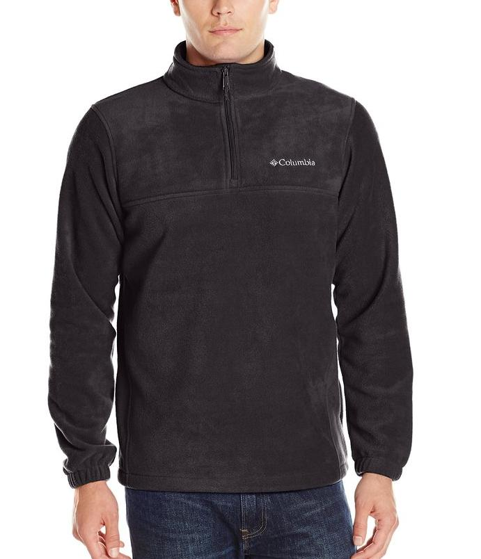 Columbia Men's Steens Mountain Half Zip
