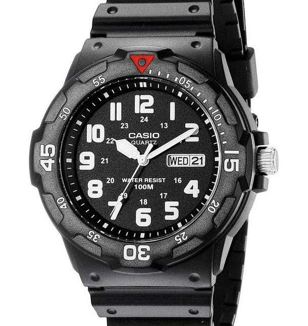 25% Off or More Casio men's watches
