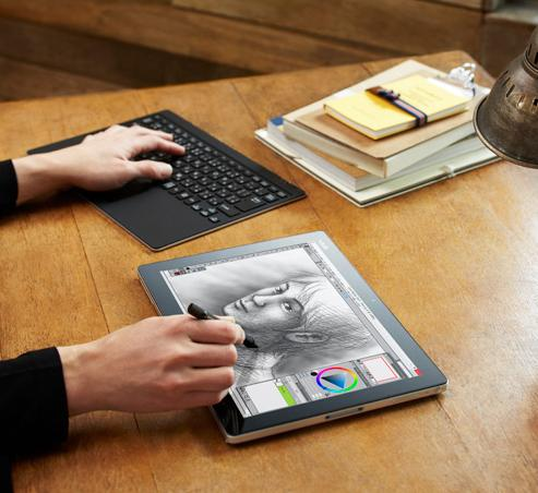 VAIO Z Canvas Signature Edition 2 in 1 PC, 256GB SSD