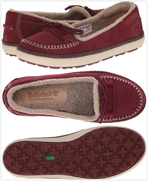 Timberland Hamden Warm Lined Slip-On On Sale @ 6PM.com