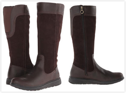 Timberland Ashdale Tall Waterproof Women's Boots On Sale @ 6PM.com