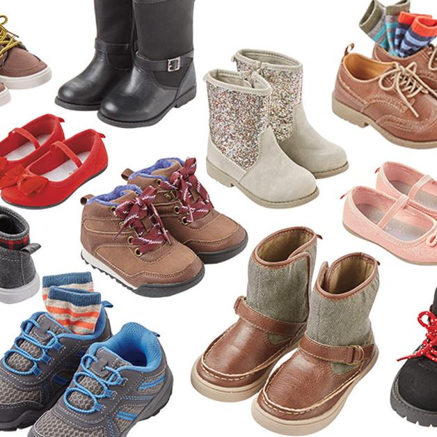 Buy 1 Get 1 Free + Extra 25% Off Shoes & Socks Sale @ Carter's