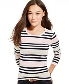 $25 Off $100 Tommy Hilfiger Apparel Sale @ Macy's