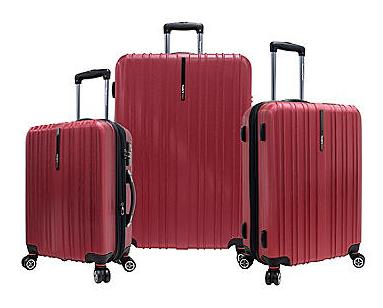 From $60 Traveler's Choice Tasmania Spinner Luggage Collection