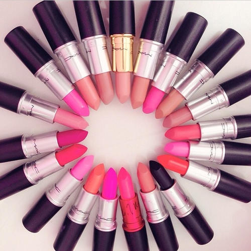 Fall Collection M·A·C Cosmetics Lip Sticks On Sale @ Nordstrom