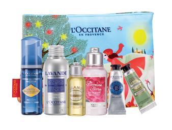 $5 Off $30 + Free Divine Cream Sample +Free Shipping on Private Sale @ L'Occitane