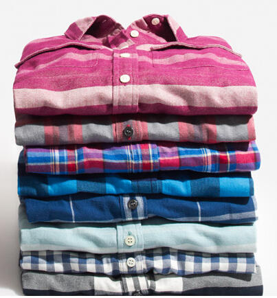 30-40% Off Men's and Women's Shirts at J.Crew Factory