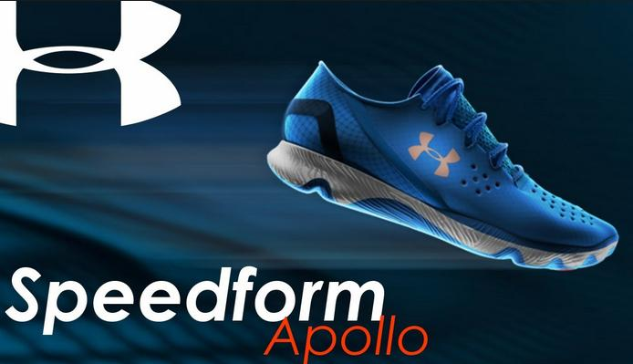 Up to 50% Off Under Armour UA Speedform Apollo Sneaker