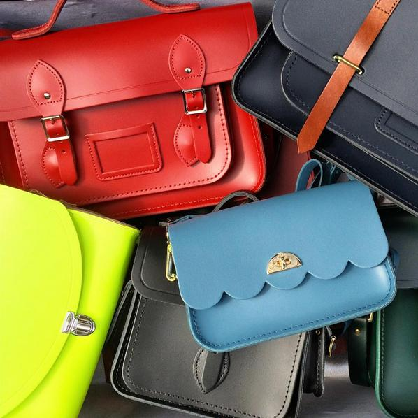 50% off + Free Shipping The Cambridge Satchel Company Sale @ Mybag.com (US & CA)