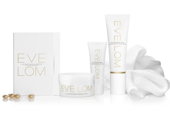 2-Set for £100 (org. £140) Eve Lom Essential Cleanse and Moisture Set