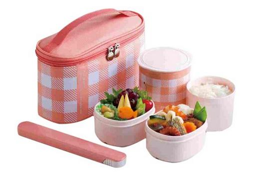 Up to 41% Off Pink Stainless Steel Food Jar & Box @ Amazon