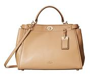 COACH Smooth Calf Leather Gramercy