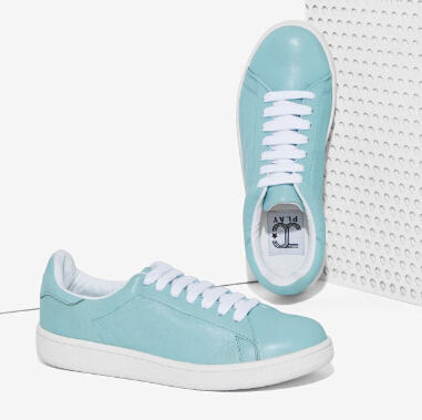 JC Play By Jeffrey Campbell Player Sneaker - Pale Blue
