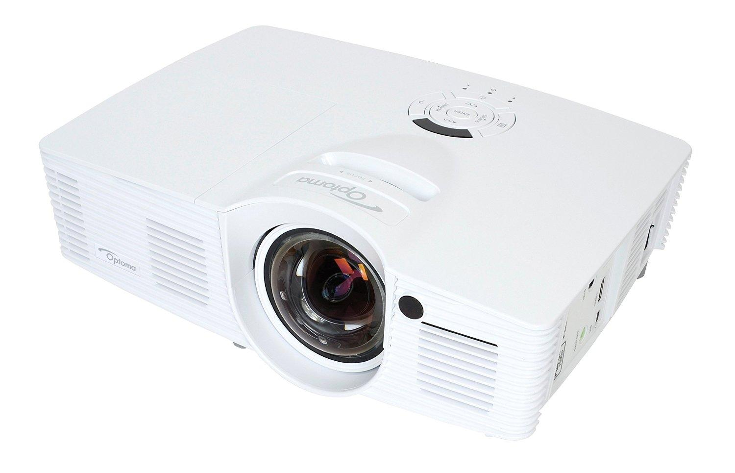 Optoma GT1080 Full 3D 1080p 2800 Lumen DLP Gaming Projector