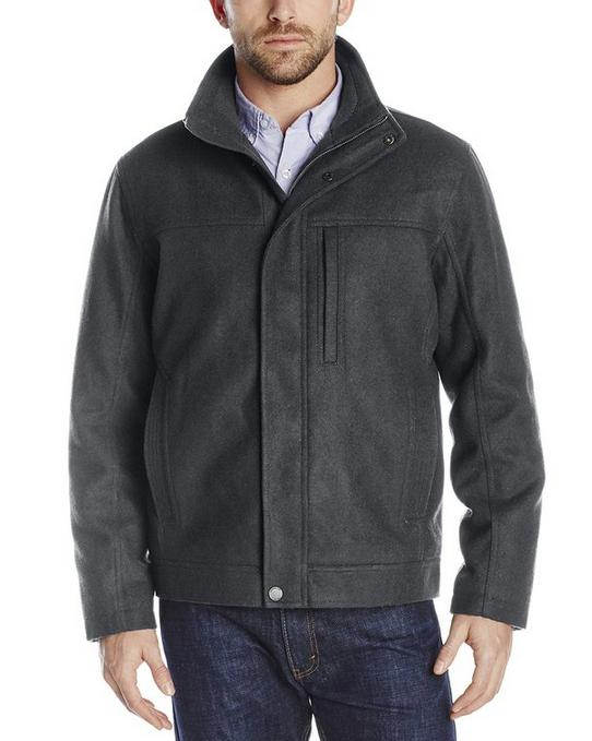 London Fog Men's Herald Hipster Jacket