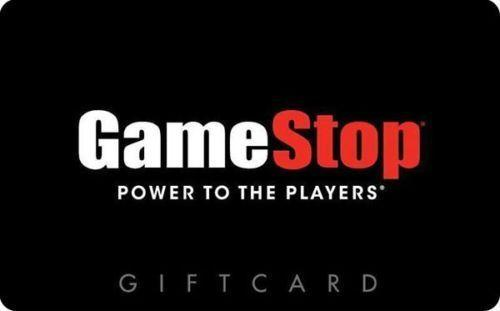 Free $10 Code! Buy a $50 GameStop Gift Card & Get a Free $10 Code ($60 Total Value)