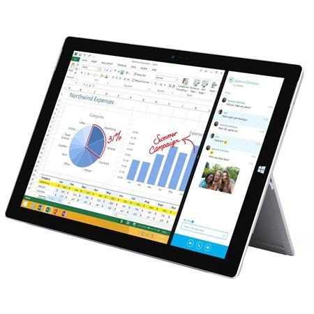 "$759.99 Microsoft Surface Pro 3 12"" Tablet (Core i5, 128GB)"