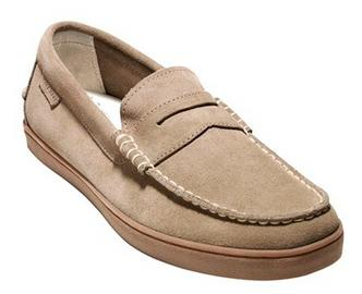 Cole Haan 'Pinch' Men's Suede Penny Loafer