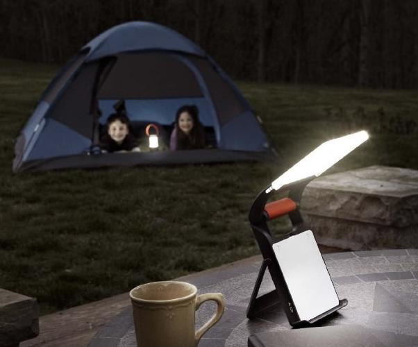 Energizer LED Folding 360 Area Lantern with Light Fusion Technology