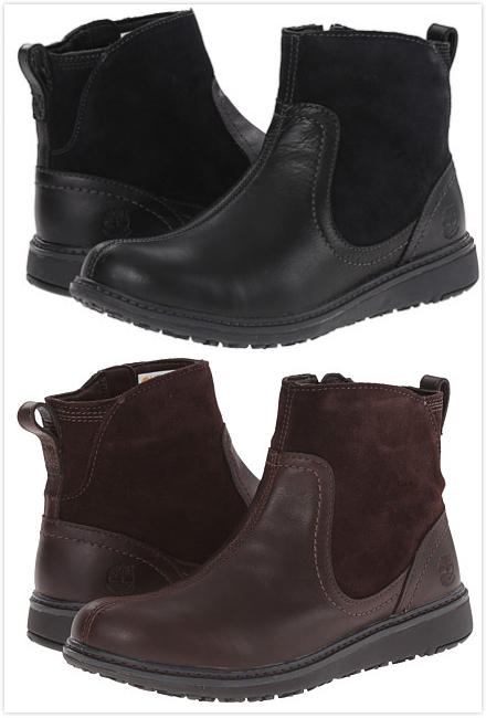 Timberland Ashdale Ankle Waterproof Women's Boots On Sale @ 6PM.com