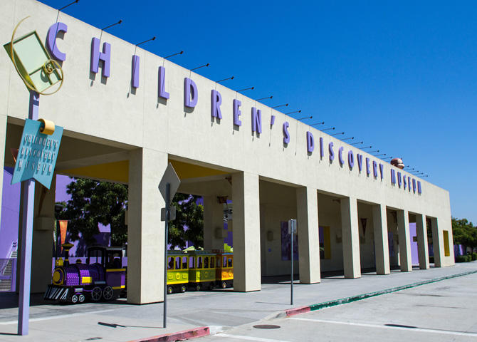 Two Museum Admissions at Children's Discovery Museum of San Jose