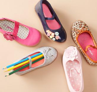 Up to 70% Off Carter's Shoes Sale @ 6PM.com