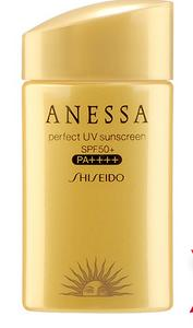Shiseido Anessa Perfect UV Sunscreen A+N SPF50+ / PA++++ On Sale @ COSME-DE.COM