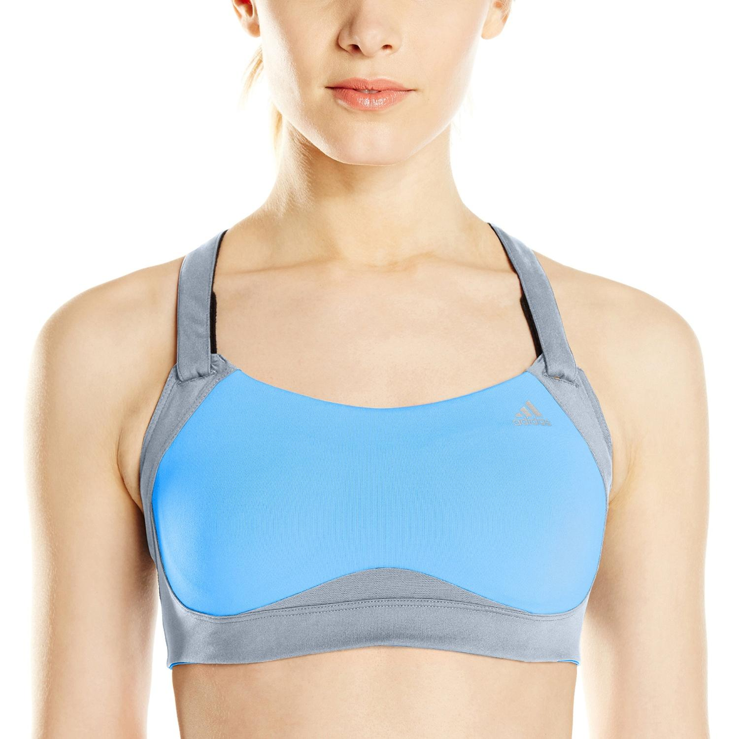From $20.58 adidas Performance Women's High-Impact Bra