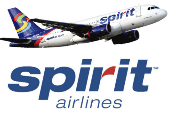 From $34.1 One-way Ticket @ Spirit Airlines