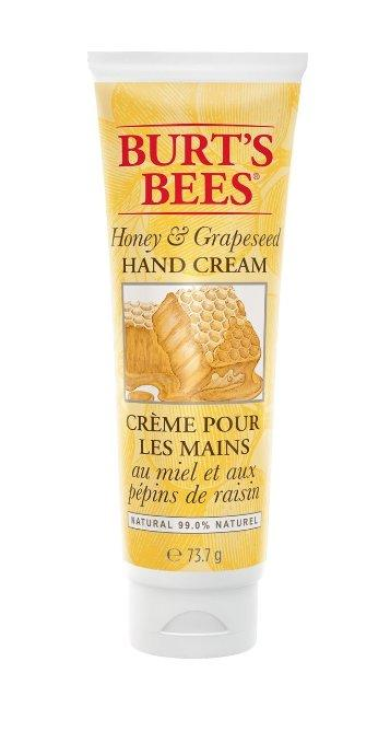 $5.22 Burt's Bees Honey and Grapeseed Oil Hand Cream, 2.6 Ounces