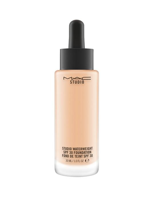 New Release Mac launched New Studio Waterweight Foundation