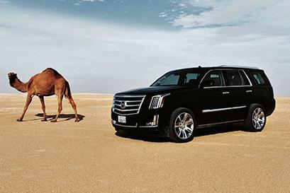 Which one would you pick? The Best Full Size Luxury SUVs