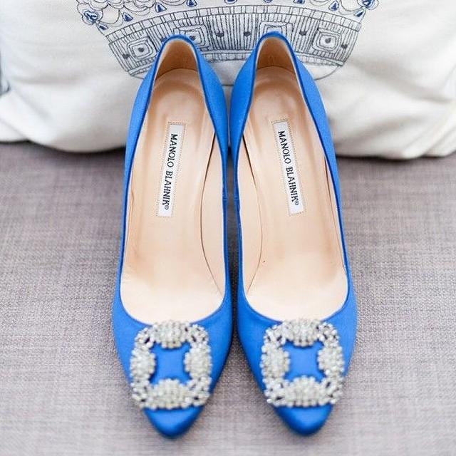 Up To $700 Gift Card Manolo Blahnik Shoes Purchase @ Saks Fifth Avenue