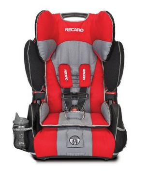 $183.01 RECARO Performance SPORT Combination Harness to Booster @ Amaozn.com