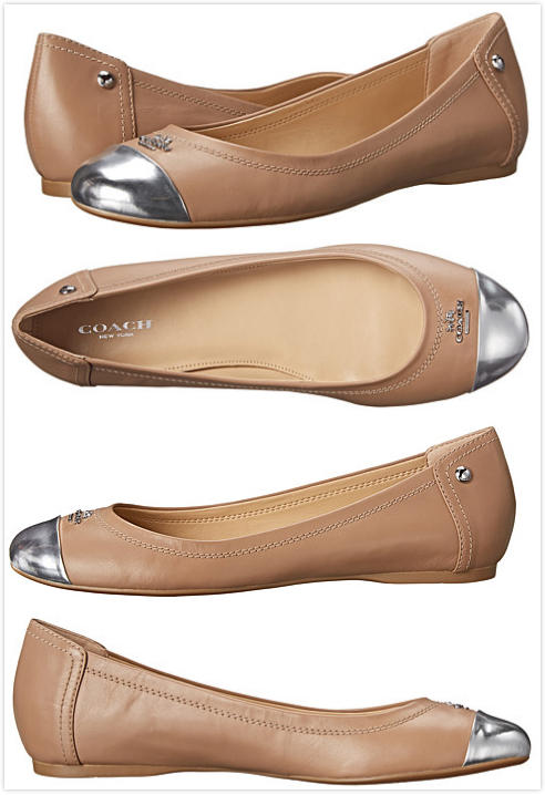 COACH Chelsea Women's Flat On Sale @ 6PM.com