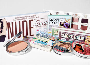 Up to 51% Off theBalm Cosmetics on Sale @ Hautelook