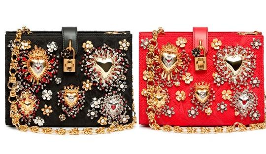 Up to 45% Off Dolce & Gabbana 2015 Spring Handbags Collection On Sale @ 6PM.com