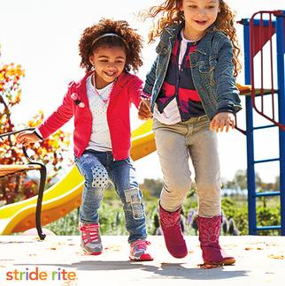 $21.24 Select Kids Shoes @ Stride Rite
