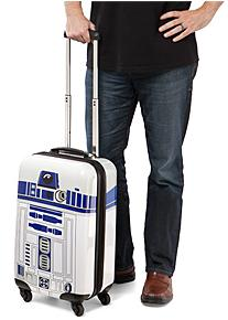 $63.99 Star Wars R2-D2 Carry-On Luggage